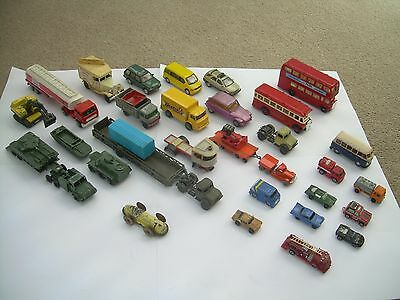 A Selection of Various Scale Model Cars/Trucks/Tanks Etc..