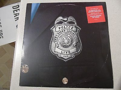 "Police - Can't Stand Losing You - 12"" Vinyl Single"