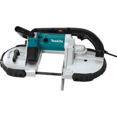 6.5 Amp Portable Band Saw with L.E.D. Light No Lock-On Makita 2107FZ New