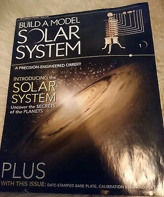 BUILD A MODEL SOLAR SYSTEM - Issue 1