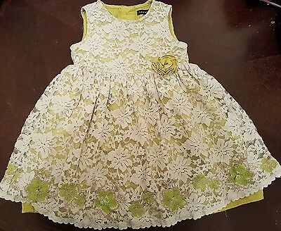 Girls M&S 18-24 months party prom dress christmas holoday clothes next day