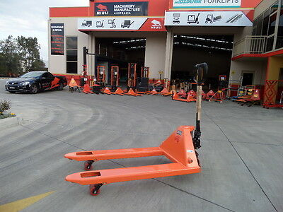 Pallet Jack SALE, Standard size, 3Ton, $280+Gst Best Price, call us 02 9625 5666