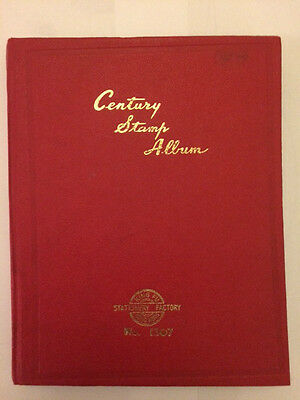 Century Stamp Album Stationery Factory No.1307