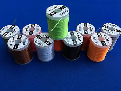 VEEVUS 240 POWER THREAD - Fly Tying by spool or lot