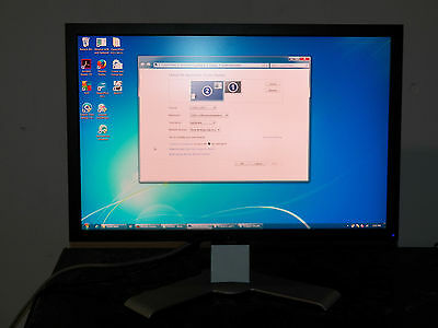 Dell UltraSharp U2410f 24 Inch IPS Widescreen 1920x1200 Monitor With Blemishes A