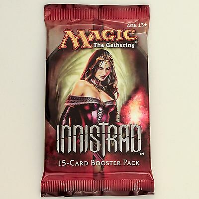 MTG: INNISTRAD Sealed Booster Pack - Magic the Gathering Cards