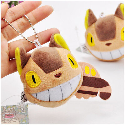 My Neighbor Totoro Cat Bus Key Chain