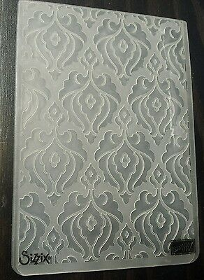 Stampin' Up!  Beautifully Baroque Textured Impresstions Embossing Folder Retired