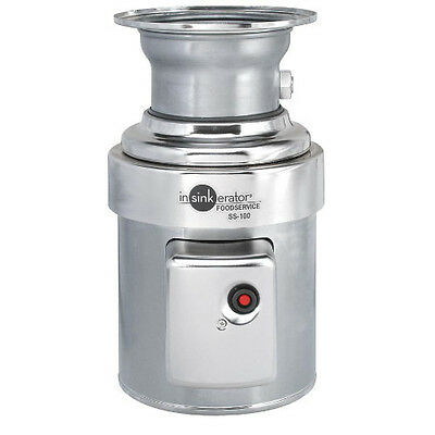 Insinkerator SS-150 Disposer - 1-1/2 HP Motor