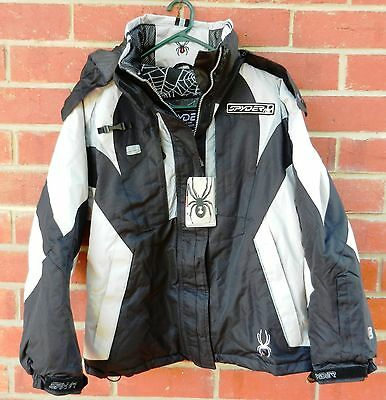SPYDER SKI JACKET YOUTH LARGE or WOMEN'S 8-10