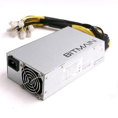 APW3+-12-1600 PSU Series Power Supply for S5 S6 S7 S8 S9 Antminer