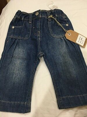Girls Ouch Size OO Jeans