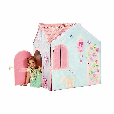 Rose Petal Cottage Playset Playhouse Indoor Girls Kids Cooker unit by Dream Town
