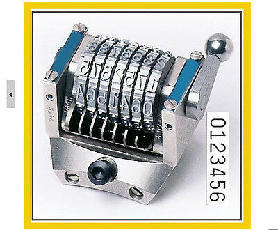 """Convex Rotary Numbering Machine - 22.2633""""(180) for GTO/Quickmaster/PM"""