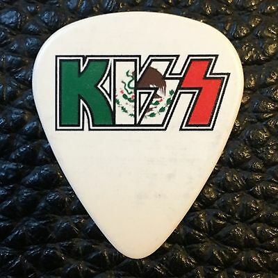 Guitar Pick - Kiss -  Paul Stanley - Real Tour Guitar Pick