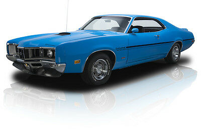 1970 Mercury Cyclone  Ground Up Restored Cyclone Spoiler 429 V8 4 Speed PS Power Disc Brakes
