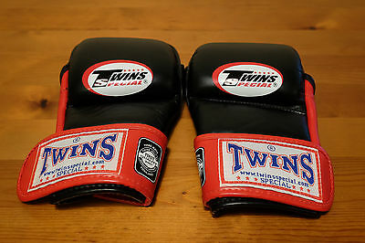 Twins Special MMA Gloves grappling sparring boxing thai