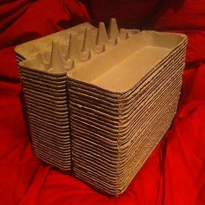"""""""THE OUTBACK 30 EGG CARTON PACK"""" (WITH 100% FREE POSTAGE) 30 NEW 12's CARTONS"""