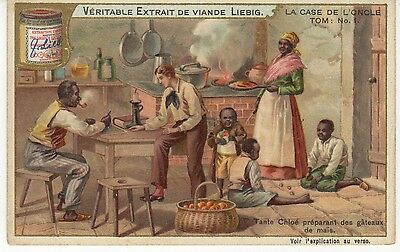 6 Victorian Trade Cards - Black Americana - Veritable Extrait - Uncle Toms Cabin