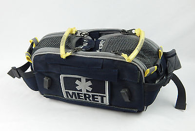 Meret First-In Sidepack Ems Emt Trauma First Aid Waist Clip Pre-Owned Vg Cond.
