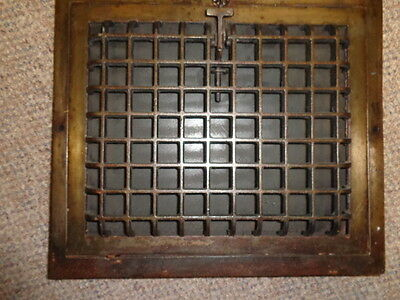 Vgt Wall Mount Heat Register Vent Return Cast Iron Heater Steampunk