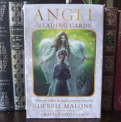 Angel Cards by Debbie Malone Tarot Oracle Deck