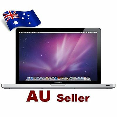 Apple Macbook Pro 13 Core i5 Solid Unibody 8GB/500GB