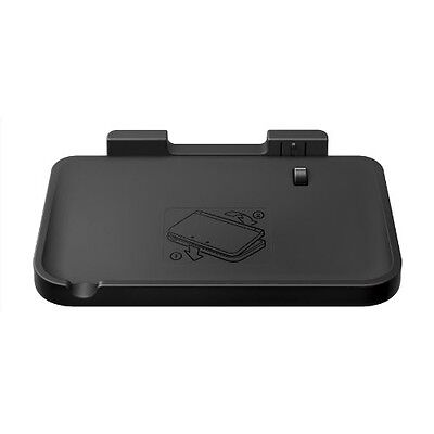 NEW Nintendo Official BLACK Battery Charging Cradle for 3DS LL / XL