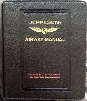 Jeppesen Airway Manual - Student Pilot Route Manual