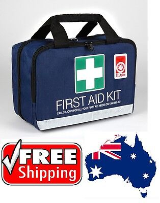 BRAND NEW St John Ambulance First Aid Kit 2016 Nationally WH&S Compliant