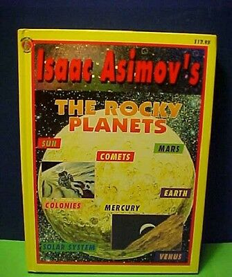 Issaac Asimov's The Rocky Planets Book hb