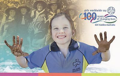 100 years Guides in australia