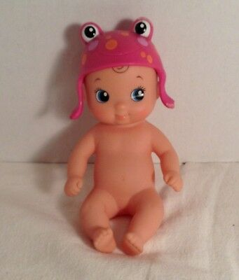 Lauer Water Baby Frog Hat