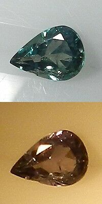0.57 Ct Excellent Luster Beautiful Natural Alexandrite  Loose Gemstone