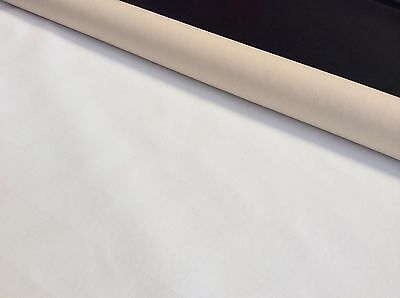 Blank ART CANVAS-PRE PRIMED For Art Painting,Wall Art,Craft,Banners Etc  3 mts