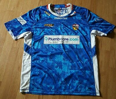 Wakefield trinity wildcats rugby league shirt jersey in good condition