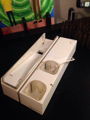 Nintendo wii controller charging vertical stand gaming storage