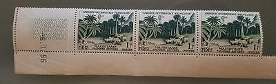 timbre MAURITANIE AOF 1956  Neuf*