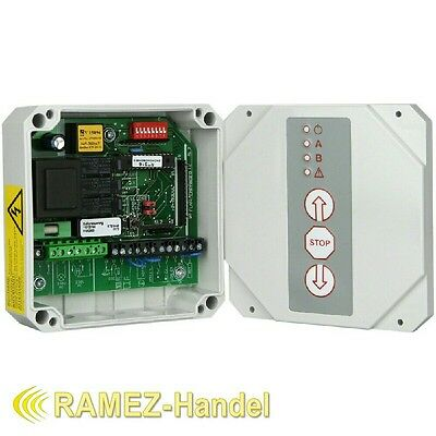 Rolling gate control, Garage control RTS Rc 868,30 MHz from Dickert