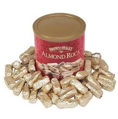 2 X almond roca 10oz Original Buttercrunch Toffee With Almond Chocolate Candy