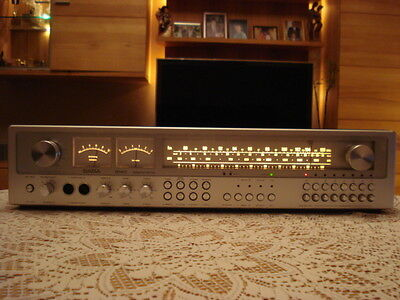 """Vintage"" Saba 9140 electronic FM/AM  Stereo Receiver  Topzustand !"