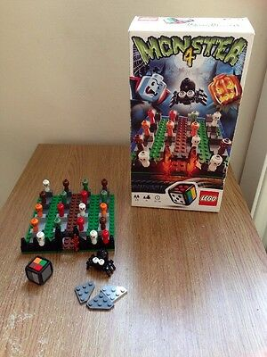 Lego 3837 Monster 4 Game