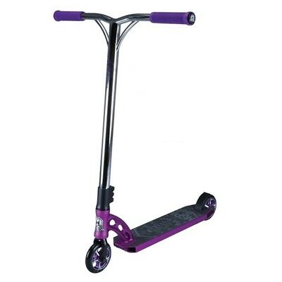 Madd Gear MGP VX6 Team Scooter Purple/Chrome + FREE STAND - NEW 2016/17