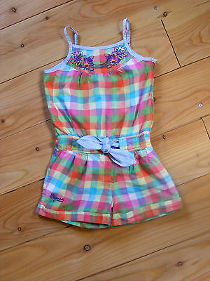 Catimini Overalls for girls size 5 years.