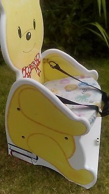 childrens hand made chair