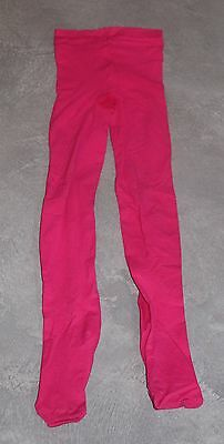 Collants taille 8 ans , couleur fuchsia.