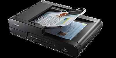 Canon ImageFORMULA DR-F120 Office Document Scanner