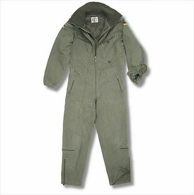 """German Army Tank Suit Lined (genuine) size : GR6, 170/180cm ,40"""""""