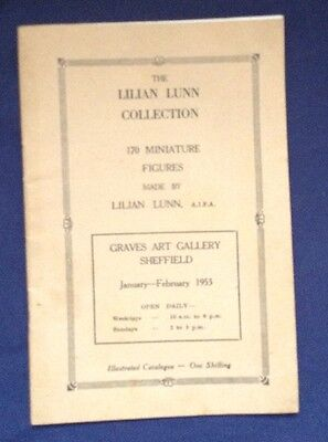 Graves Art Gallery - Sheffield - 1953 - Lilian Lunn Collection