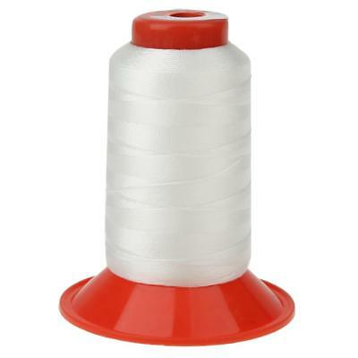 White 500M Bonded Nylon Sewing Thread for Tent, Leather, Bag, Shoes, Canvas